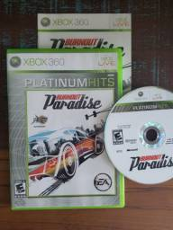 Burnout Paralise- XBOX 360