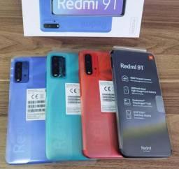 Chegou - Xiaomi Redmi 9 T de 128 / 6 gigas / Com nota e GARANTIA / Novo