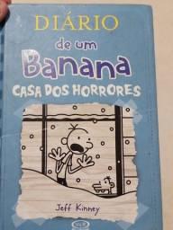 Título do anúncio: Diario de um Banana Casa Dos Horrores