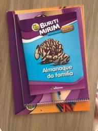 Livro Buriti Mirim Maternal