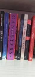 Livros 8 - 10 reais