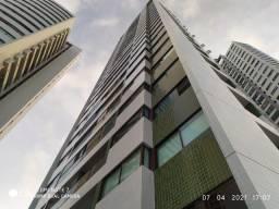 (GEO) Vendo apt. em B. Viagem, 106m², 3 qts (1st.), mob. e decorado, lazer e 2 vagas!