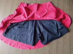 Shorts saia para academia - tamanho P