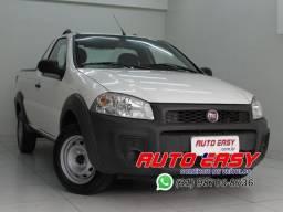 Título do anúncio: Fiat Strada Hard Working 1.4 CS, excelente, novíssima!