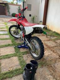 Moto crf 150 novissima