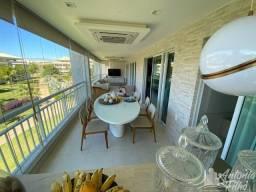 Lindo Apartamento de luxo no Golf Ville no Porto das Dunas Porteira Fechada
