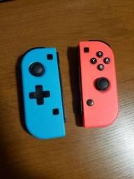 Título do anúncio: Controle Joycon Nintendo Switch lacrado
