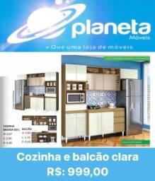 Título do anúncio: ARMÁRIO Clara completo frete grátis