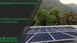 Título do anúncio: Kit de Energia Solar para contas de luz até R$ 300,00/mês 100% Finánciavel