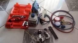 Kit para instalação de ar condicionado Split