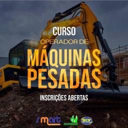 FORMAÇÃO DE MÁQUINAS PEDSAD EM JULHO