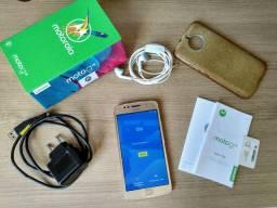Smartphone Motorola Moto G5S XT1792 Ouro 32GB Dual Chip