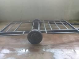Chassis Trailer/ Carretinha/ reboque