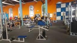 Academia pronta e em funcionamento na Capital de Sergipe e Prédio Comercial