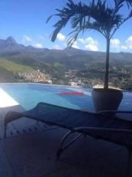 Casa com 3 dormitórios à venda, 500m² por R$1.500.000 - Nogueira - Petrópolis/RJ - CA0518