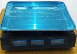 Balança Eletrônica Digital 40kg C/ Bateria Recarregável