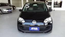 VW. up take 1.0 completo ( Transferência Gratis ) - 2015