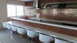 MS - Apartamento com varanda gourmet/ 2 quartos/ 2 vagas