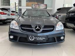 Mercedes-benz slk 200 2010/2010 1.8 kompressor roadster gasolina 2p automático - 2010