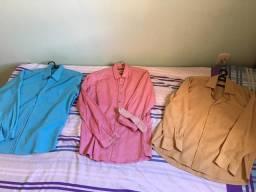 Camisa social variáveis