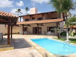 Casa com 5 dormitórios para alugar, 800 m² por R$ 460,00/dia - Cumbuco - Caucaia/CE