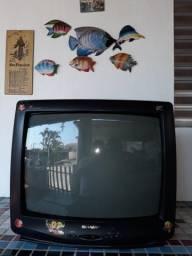 """Tv 20"""" sharp c-2053"""