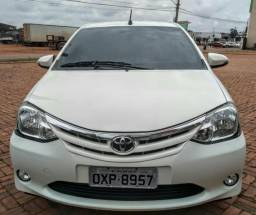 Toyota etios xls sedan 1.5 flex at 16-17 - 2017