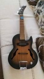 Cavaquinho semi acústico luthier