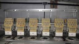 Vende uma máquina de bordado sws 25.000