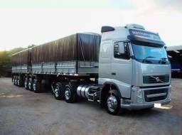 Conjunto Volvo Fh-440 6X4 Ano 2011 - 2011
