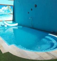 Promoção piscina direto de fabrica! 8.50 x 3.30 x 1.40 Spaço Bh