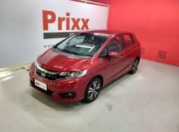 HONDA FIT EXL - AT 1.5 16V FLEX 4P - 2019