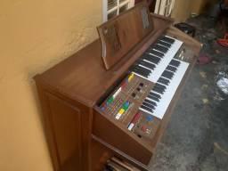 Piano órgão eletrico minami