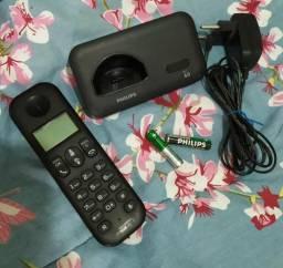 Telefone sem fio com identificador de chamada