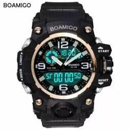 dc5c06161ca Relógio Esportivo Prova D Agua Original Importado