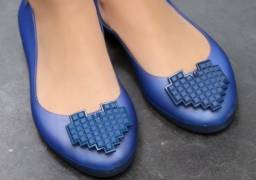 Melissa Color Feeling Azul N35