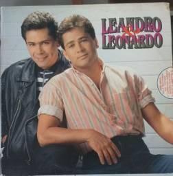 LP Vinil Leandro e Leonardo