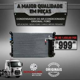 CONDENSADOR DO AR-CONDICIONADO ORIGINAL DENSO.