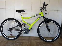 Bicicleta aro 26 aero nova full