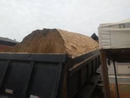 Areia média caminhão truck só carga fechada