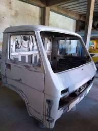 Cabine VW Titan Work Delivery e outras