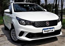 Fiat Argo 2020 Completo, Com Midia Nave