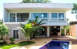 Casa com 04 suítes com closet na Cidade Jardim em Rio Claro-SP