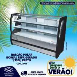 Título do anúncio: Balcão frio/refrigerado Polar 1,75m 110v Novo Frete Grátis