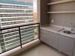 Apartamento com 2 dormitórios para alugar, 86 m² por R$ 2.000,00/mês - Jardim Tarraf II -