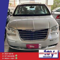CHRYSLER TOWN & COUNTRY 3.6 LIMITED BLINDADA 7 LUGARES
