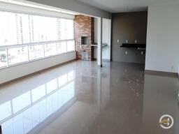 Apartamento à venda com 3 dormitórios em Setor bueno, Goiânia cod:3762