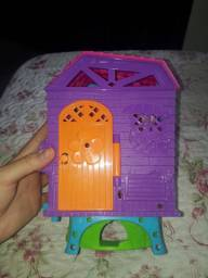 Casinha da Polly Pocket