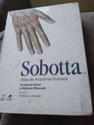 Livro de anatomia Sobotta