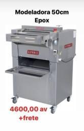 Modeladora de Paes 500 Gpaniz - JM equipamentos
